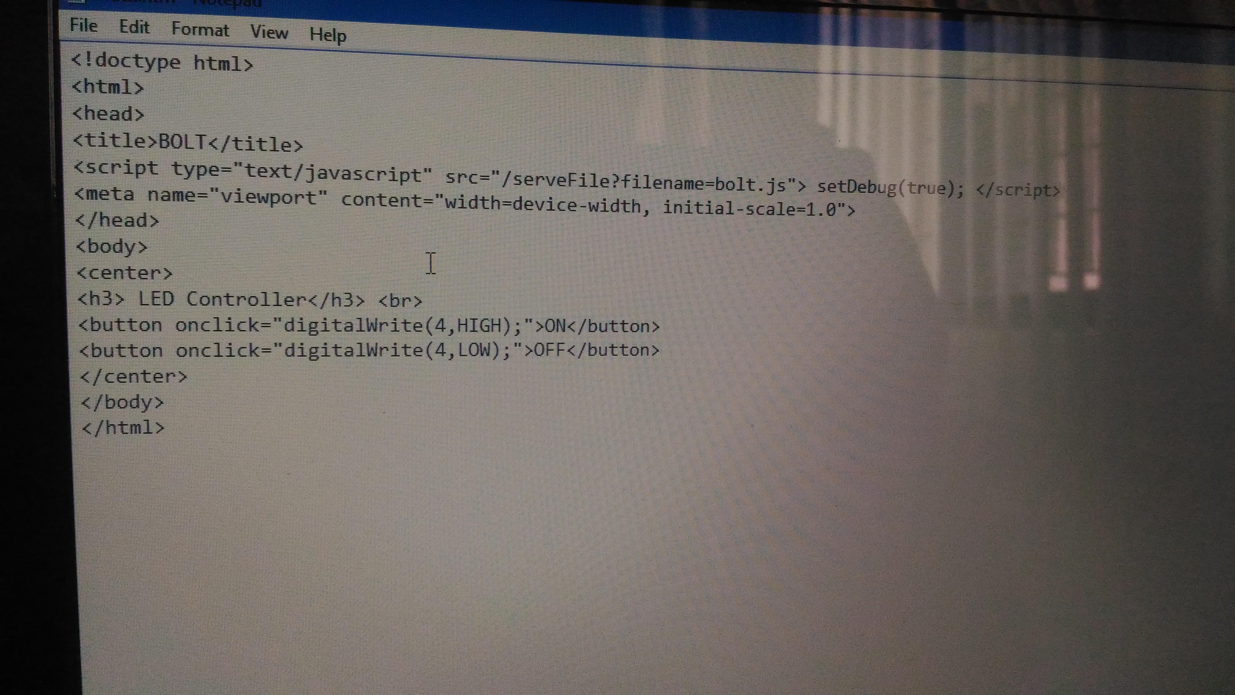 LED not working while using netplug app - Bolt Forum
